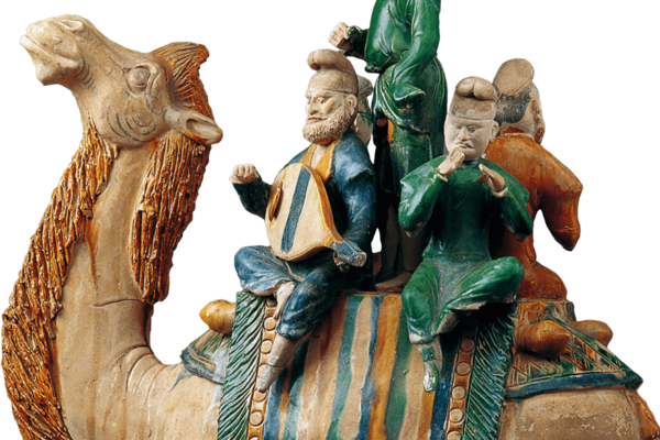 camel with musicians