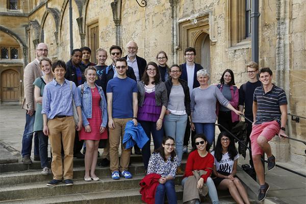Ertegun Scholars