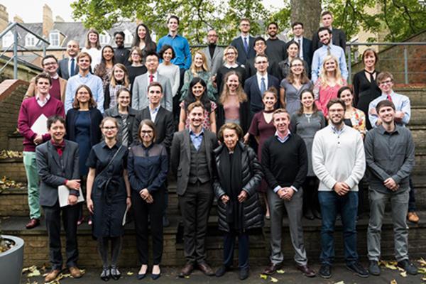 group photo with mrs ertegun 004
