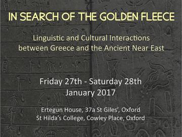 In Search of the Golden Fleece