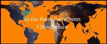 130 scholars
